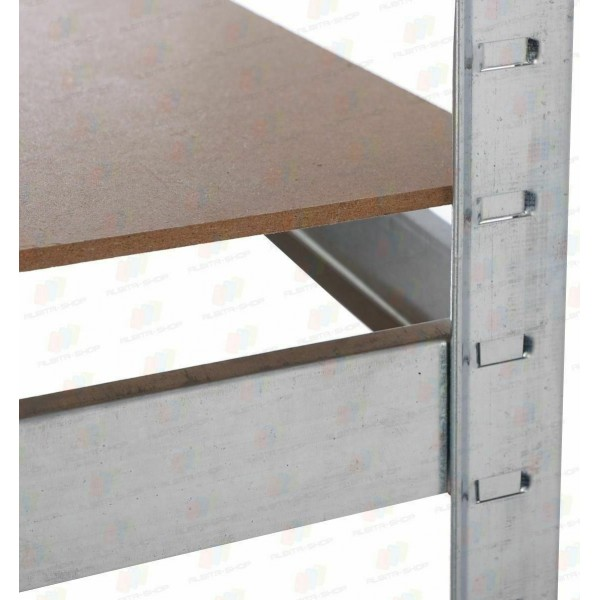 estanteria metalica galvanizada