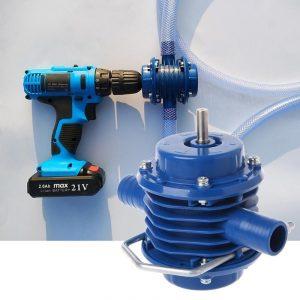 bomba de agua para taladro
