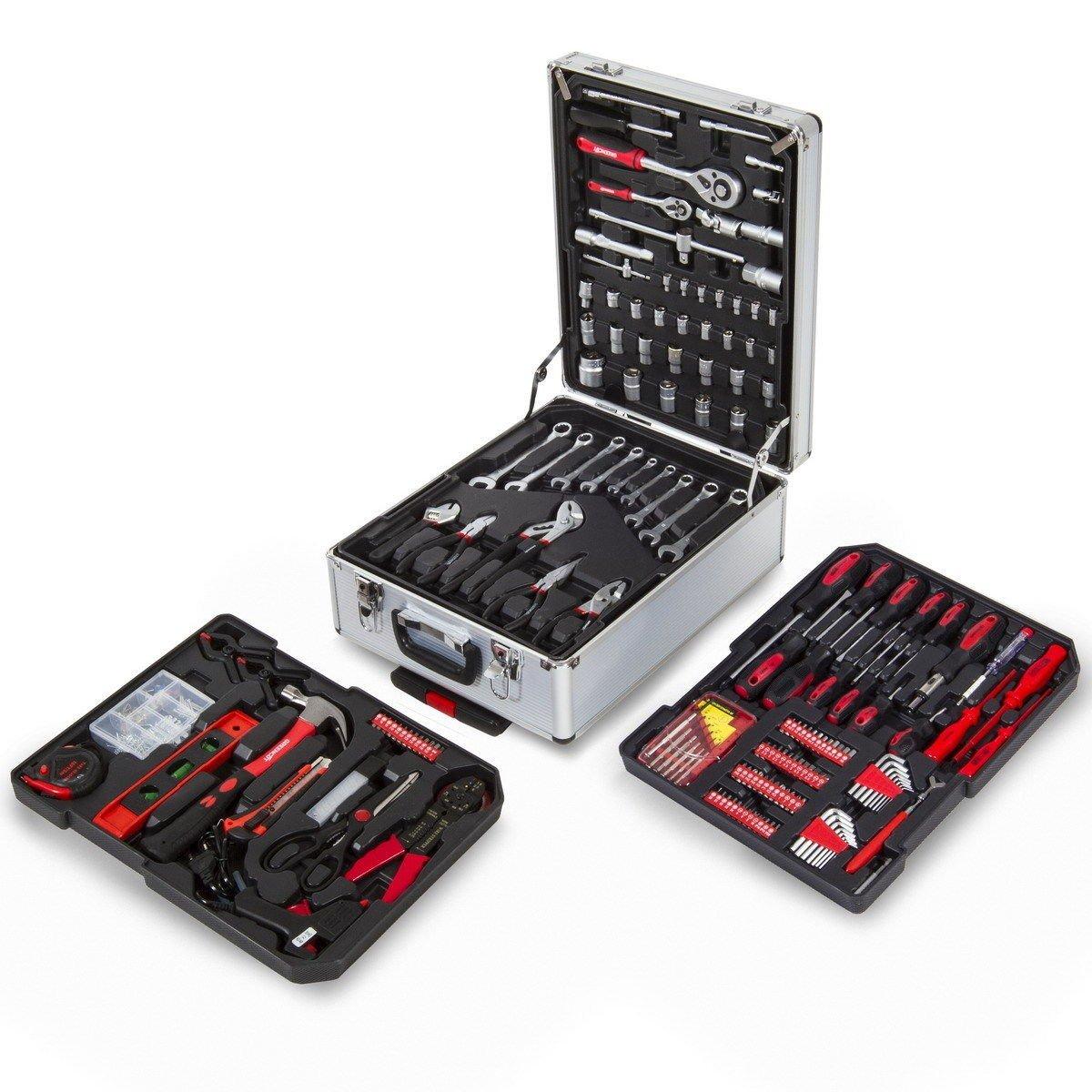 Maleta 416 herramientas...