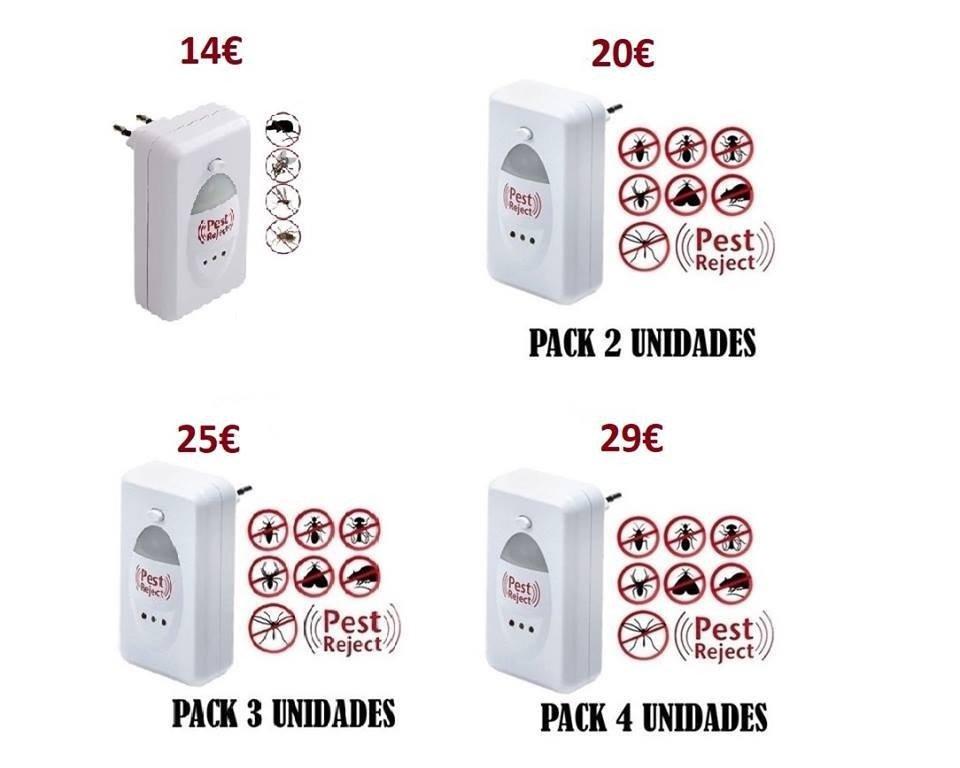 PACK AHUYENTADORES DE...