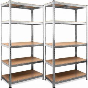 estanterias metalicas galvanizadas